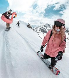 snowboard girl snowboarding women snowboarding outfit snowboard gear womens – 2020 World Travel Populler Travel Country Snowboarding Outfit, Snowboarding Women, Snowboarding Quotes, Winter Hiking, Winter Fun, Winter Wear, Mens Winter, Winter Time, Fun Winter Activities