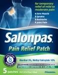 Looking for a Safe Pain Relief Option to Pills? Review & Giveaway