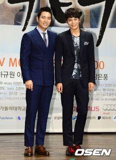 Joo Sang Wook and Joo Won --- Good Doctor PressConference