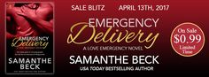 Reese's Reviews: Sale Blitz for EMERGENCY DELIVERY by Samanthe Beck...