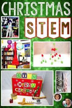 Have fun this holiday season with these Christmas STEM projects for kids. These challenges are engaging activities for kindergarten, first grade, and second grade. Students will create tree crafts with candy canes, gumdrops, and more. These ideas are grea