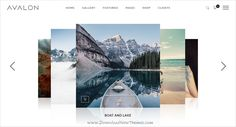 Avalon is stunning photography and #portfolio responsive #WordPress theme for #Photographers, Painters, Designers website download now➩ https://themeforest.net/item/avalon-photography-and-portfolio-wordpress-theme-for-photographers/19270449?ref=Datasata