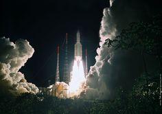 La 50ème fusée Ariane 5 a décollé avec succès