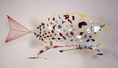 Calder Finny Fish!
