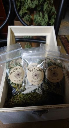 Herb Bags Container, Herbs, Bags, Food, Products, Handbags, Essen, Herb, Meals