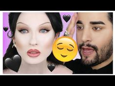 In this week's video, I'm watching John Maclean create a look, and sharing some tips and advice! Watch John MacLeans original video (film) here - https:. Missha, Video Film, Beauty Hacks, Beauty Tips, Concealer, Makeup Youtube, Make Up, Gothic, Sisters