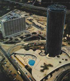 O São Conrado Hotel Nacional foi onde aconteceu o Torneio Sul América - 1987
