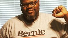 """Why this black Bernie Sanders delegate says he doesn't have the luxury of going """"Bernie or Bust"""" - Pastor Ray Shawn McKinnon and his friend Sebastian met last summer volunteering for Bernie Sanders Over 14 months they were inseparable allies: canvassing phone-banking and organizing for a common cause. But now theyre at odds Sebastian [who is white] says he cant bring himself to vote for Hillary Clinton. But McKinnon cant believe that his onetime allies including Sebastian hate Clinton so…"""