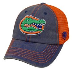 c364200276e Compare prices on Florida Gators Adjustable Hats from top online fan gear  retailers. Save money on adjustable hats and caps. Find this Pin and more  on NCAA ...