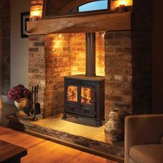Most recent Cost-Free Fireplace Hearth log burner Ideas 20 beeindruckende Kamin-Design-Ideen Source by coodecor The post 20 beeindruckende Kamin Design-I Wood Stove Surround, Wood Stove Hearth, Wood Burner Fireplace, Inglenook Fireplace, Home Fireplace, Fireplace Inserts, Living Room With Fireplace, Fireplace Surrounds, Fireplace Design