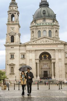 Explore the Culture and Beauty of Budapest on an Adventures by Disney Danube River Cruise Vacation