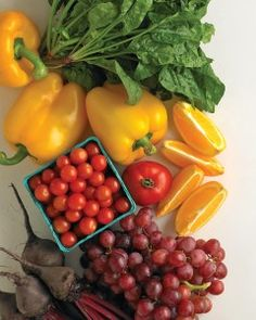 Seasonal Produce Recipe Guide: - Martha Stewart - This is an amazing site. Do yourself a favor and check it out
