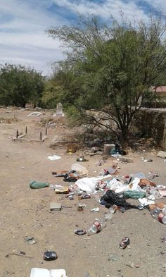 """Forgotten British Soldiers - Victoria West, Northern Cape - Tombstones used as """"chairs"""" and graveyard as rubbish dump. Victoria West, Armed Conflict, British Soldier, Destruction, Soldiers, South Africa, Britain, Cape, Chairs"""