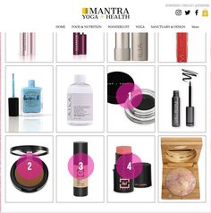 Four of our products just made @MantraYogaMag Editor's Pick on their website now. What an amazing honor. Thank you Mantra.    #mantrayogamag #hushanddotti #organic #beauty #organiclife #organicbeauty #greenbeauty #lifestyle #yoga #healthierchoices #health #betterlife #editorspick #beauty #cleanbeauty #makeup