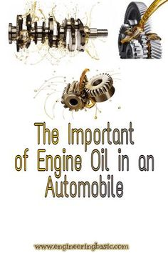 One of the most important but also most forgotten maintenance tasks to do is to have the oil changed in the vehicle. The oil is a quick and inexpensive task to complete for the vehicle. If an oil Engineering Technology, Mechanical Engineering, Civil Engineering, Inside Car, Task To Do, Top Blogs, Oil Change, Car Engine, Enough Is Enough