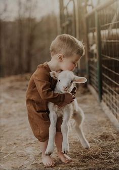 boy and lamb spring pictures, pictures from around the farm, childhood and pet pictures, baby lamb, kid organic clothing such a cute baby photo animals Human merely being Baby Boy, Baby Lamb, Cute Kids, Cute Babies, Baby Animals, Cute Animals, Spring Animals, Cute Baby Photos, Country Baby Pictures