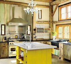 Resultado de imagen de cocinas antiguas reformadas
