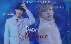 U-KISS. #Kiseop #Kevin #VinSeop #PaperPrince  My cover.