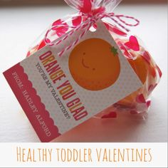 A (healthy) toddler Valentine's Day idea from agalandherdog.blogspot.com