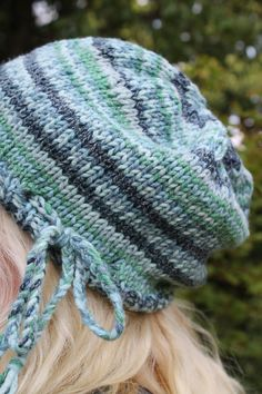 Ladies handmade knitted beanie using fairisle by Katiecuckoo, Fair Isle Pattern, Knit Beanie, Hand Knitting, Knitted Hats, Winter Hats, Wool, Lady, Handmade, Beautiful