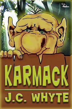 Karmack ~ middle grade ebook giveaway -