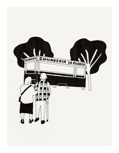 32 Yorokobu by Bernat Solsona, via Behance #illustration #ilustración