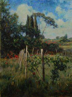 Leonard Wren - Original Impressionist Paintings