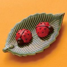 Lovely  Ladybug Treats