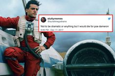 """""""I don't know what it is, but Oscar Isaac's got it."""""""