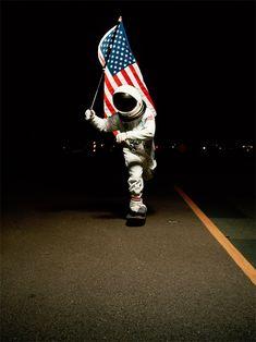 Astronaut Photos by Cole Barash