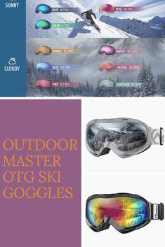 Ski Equipment, Ski Goggles, Purple, Pink, Skiing, Light Blue, Ski, Pink Hair, Viola