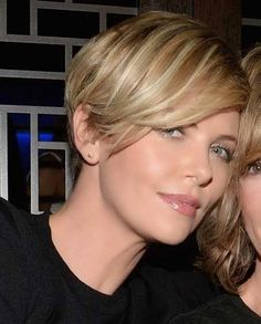 Short stacked bob haircut for girls 2014