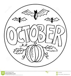October Coloring Sheets october coloring pages for kids stock vector illustration October Coloring Sheets. Here is October Coloring Sheets for you. October Coloring Sheets october coloring pages for kids stock vector illustration. Fall Coloring Sheets, Fall Coloring Pages, Halloween Coloring Pages, Coloring Pages For Kids, Coloring Books, Free Coloring, October Crafts, Thanksgiving Coloring Pages, School Coloring Pages