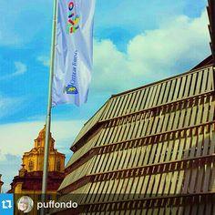 #Torino raccontata dai cittadini con #inTO Foto di puffondo #into La cupola del Guarini attraverso i simboli di #expoto2015 #gcpf904