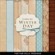 Sunday's Guest Freebies ~ Far Far Hill ✿ Join 6,100 others. Follow the Free Digital Scrapbook board for daily freebies. Visit GrannyEnchanted.Com for thousands of digital scrapbook freebies. ✿