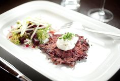 Red Flannel Potato Latkes Recipe - NYT Cooking