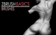 ZBrush Basics: Brushes