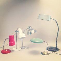 Desk lamp and workshop lamp  modernariato.fr