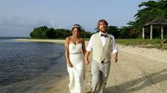 Vieques wedding with my love