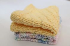 FO Friday: Can't Get Enough Cotton | purl baby Good Ol, Knit Or Crochet, Stitch Markers, Slip Stitch, Pretty Cool, Washing Clothes, One Color, Crochet Projects, Hand Knitting