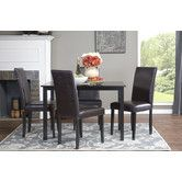 Found it at Wayfair - Baxton Studio Luna 5 Piece Dining Set