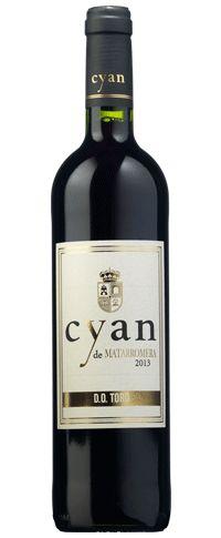 vinoseleccion.com   Cyan de Matarromera 2013 22,50€ - 3 botellas