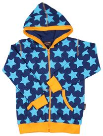 Maxomorra: Cardigan Stars Blue