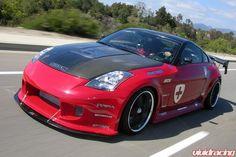 Seibon Carbon Oem Cf Hood Nissan 350z
