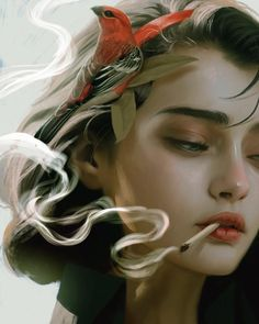 Illustration Art by Aykut Aydoğdu. Aykut Aydoğdu, Turkey is an artist born in … Illustration Art by Aykut Aydoğdu. Aykut Aydoğdu, Turkey is an artist born in 1986 in Ankara. Aydoğdu, who has worked on art … Continue Reading → View Website the Art And Illustration, Manga Illustrations, Website Illustration, Character Illustration, Digital Art Girl, Digital Portrait, Portrait Art, Illustrator Design, Art Sketches