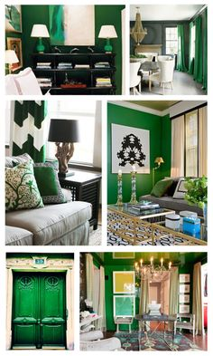 Current obsession : Kelly Green... everything. And anything. Happiest darn color in the world.
