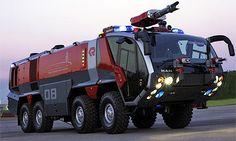 """Rosenbauer Panther 8x8 """"monster truck"""""""