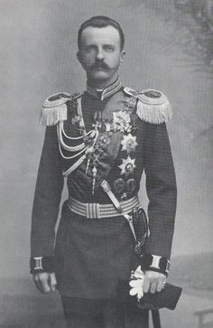 Grand Duke Peter Nikolaevich of Russia (10 January 1864 – 17 January 1931) was a Russian Grand Duke and a member of the Russian Imperial Family. Grand Duke Peter Nikolaevich was the second son of Grand Duke Nicholas Nicolaievich the Elder (1831–1891) and Duchess Alexandra of Oldenburg (1838 – 1900).