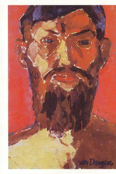 Self-portrait Kees van Dongen