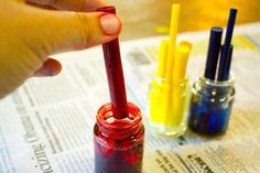 Turn Dried Out Markers into DIY Alcohol Ink